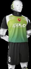 Komplet piłkarski Colo Raptor Junior