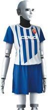 Komplet piłkarski Colo Winner P2 Damski