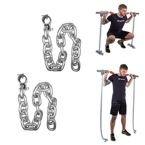 Łańcuchy treningowe na gryf 2x30 kg inSPORTline Chainbos