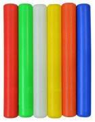 Pałeczki sztafetowe RBP-J06 kpl. 6 szt. Jr.