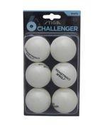 Piłeczki do tenisa stołowego STIGA Challanger