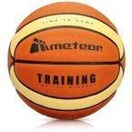Piłka do koszykówki Meteor Cellular 7 FIBA 07001F