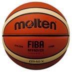 Piłka do koszykówki Molten BGMX-6 Rozmiar 6