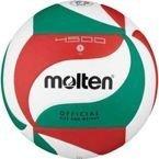 Piłka do siatkówki MOLTEN V4M4500 + pompka gratis