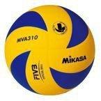 Piłka do siatkówki Mikasa MVA 310 + pompka gratis