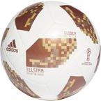 Piłka nożna Adidas Telstar World Cup 2018 Top Glider CE8099 + pompka gratis