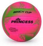 Piłka siatkowa SMJ Sport Beach Cup Pink