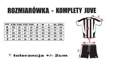 Komplet piłkarski Rhinos Juve 05