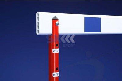 Płotek lekkoatletyczny składany 600 - 914 mm