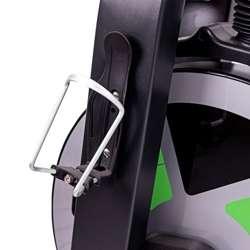 Spinningowy Rower Treningowy Insportline Airin Czarno-Zielony